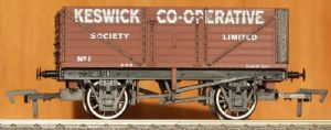 CMM013 Keswick Co-operative Society 7-Plank Open EXCLUSIVE TO C&M